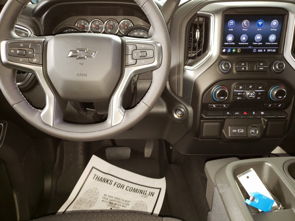2019 Silverado 1500 Crew Cab 4x4, Pickup #ZT5360 - photo 11