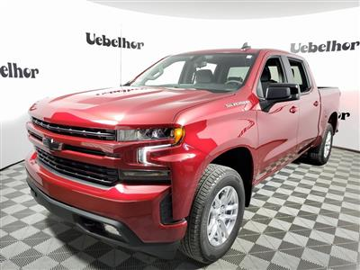 2019 Silverado 1500 Crew Cab 4x4, Pickup #ZT5360 - photo 1