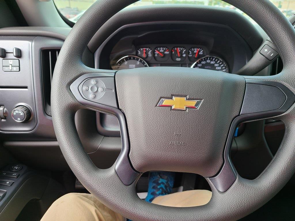 2019 Chevrolet Silverado 5500 Regular Cab DRW 4x2, Hillsboro Platform Body #ZT5719 - photo 8