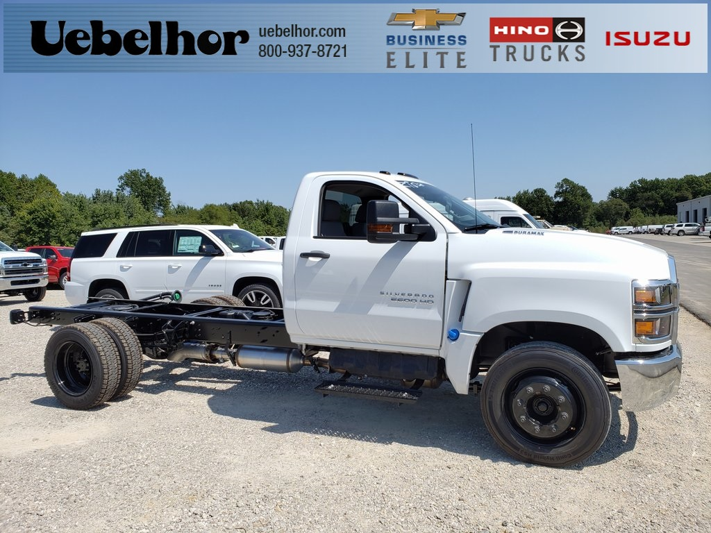 2019 Chevrolet Silverado 4500 Regular Cab DRW 4x2, Cab Chassis #ZT5720 - photo 1