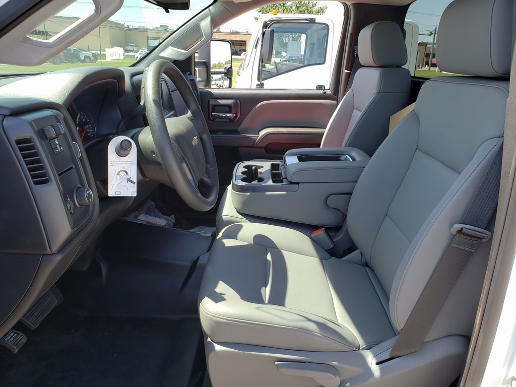 2019 Chevrolet Silverado 4500 Regular Cab DRW 4x2, Cab Chassis #ZT5720 - photo 7
