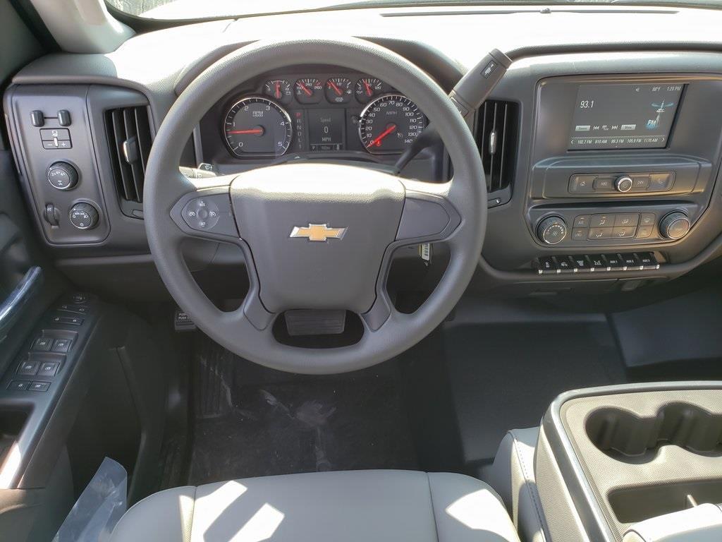 2019 Chevrolet Silverado 4500 Crew Cab DRW 4x4, Reading Classic II Steel Service Body #ZT6065 - photo 12