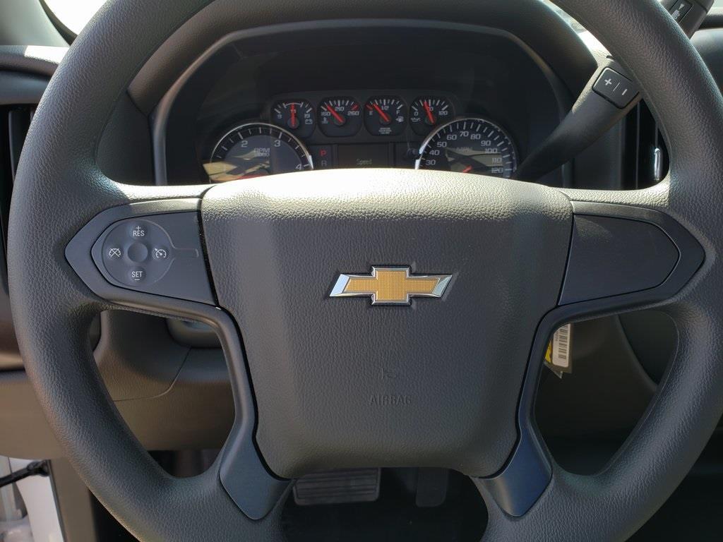 2019 Chevrolet Silverado 4500 Crew Cab DRW 4x4, Reading Classic II Steel Service Body #ZT6065 - photo 13