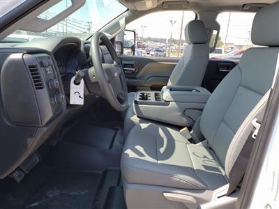 2019 Chevrolet Silverado 4500 Crew Cab DRW 4x4, Reading Classic II Steel Service Body #ZT6065 - photo 10