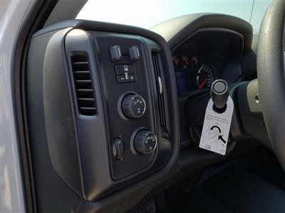 2019 Chevrolet Silverado 4500 Crew Cab DRW 4x4, Reading Classic II Steel Service Body #ZT6065 - photo 11