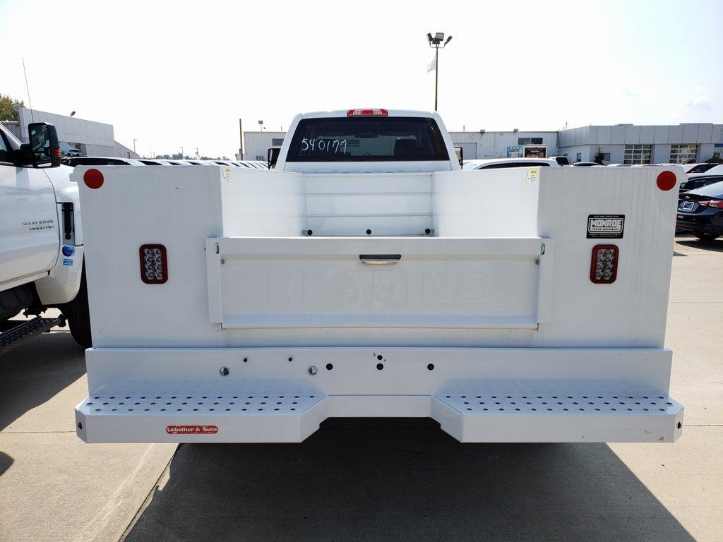2019 Chevrolet Silverado 5500 Crew Cab DRW 4x4, Monroe MSS II Service Body #ZT6068 - photo 2