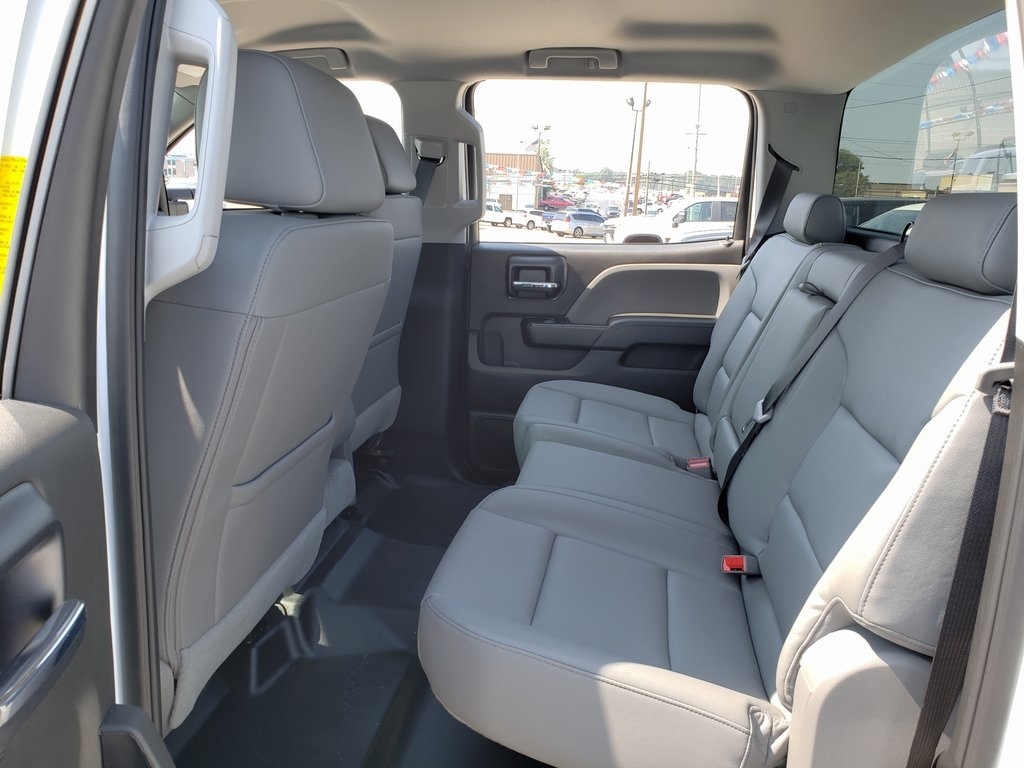 2019 Chevrolet Silverado 5500 Crew Cab DRW 4x4, Monroe MSS II Service Body #ZT6068 - photo 7