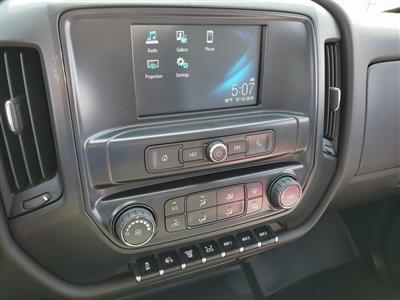2019 Chevrolet Silverado 5500 Crew Cab DRW 4x4, Monroe MSS II Service Body #ZT6068 - photo 13