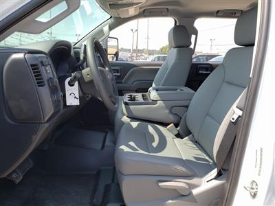 2019 Chevrolet Silverado 5500 Crew Cab DRW 4x4, Monroe MSS II Service Body #ZT6068 - photo 9