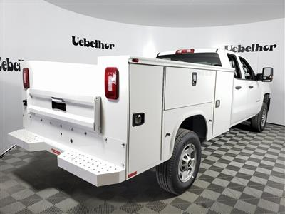 2019 Chevrolet Silverado 2500 Double Cab 4x2, Knapheide Steel Service Body #ZT6080 - photo 2