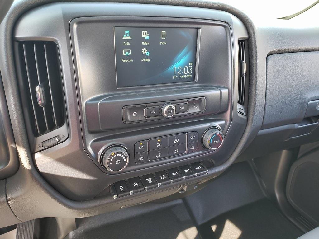 2019 Chevrolet Silverado 4500 Crew Cab DRW 4x4, Hillsboro GII Steel Platform Body #ZT6122 - photo 13