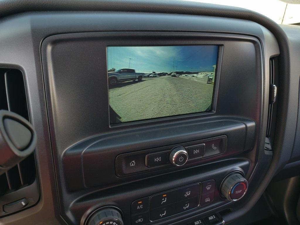 2019 Chevrolet Silverado 4500 Crew Cab DRW 4x4, Hillsboro GII Steel Platform Body #ZT6122 - photo 14