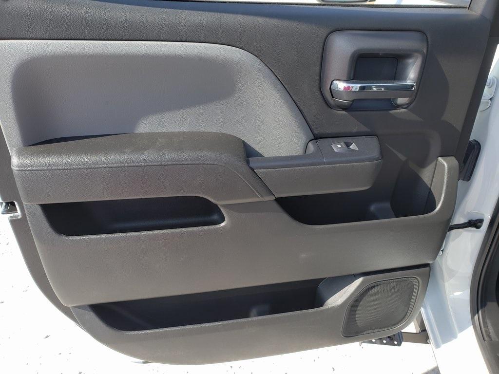 2019 Chevrolet Silverado 4500 Crew Cab DRW 4x4, Hillsboro GII Steel Platform Body #ZT6122 - photo 6