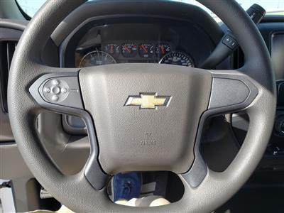 2019 Chevrolet Silverado 4500 Crew Cab DRW 4x4, Hillsboro GII Steel Platform Body #ZT6122 - photo 12