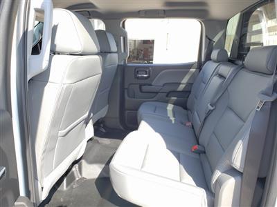 2019 Chevrolet Silverado 4500 Crew Cab DRW 4x4, Hillsboro GII Steel Platform Body #ZT6122 - photo 7
