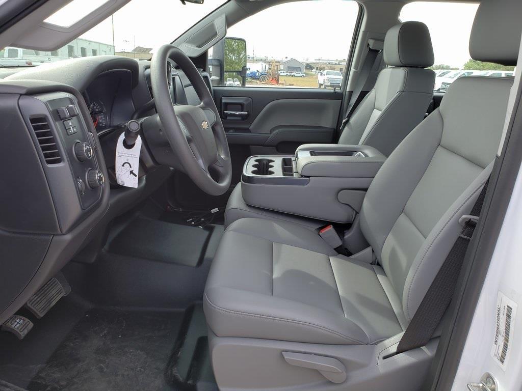 2019 Chevrolet Silverado 4500 Crew Cab DRW 4x4, Cab Chassis #ZT6172 - photo 10