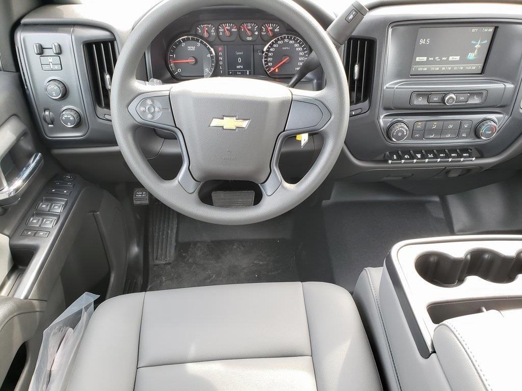 2019 Chevrolet Silverado 4500 Crew Cab DRW 4x4, Cab Chassis #ZT6172 - photo 12