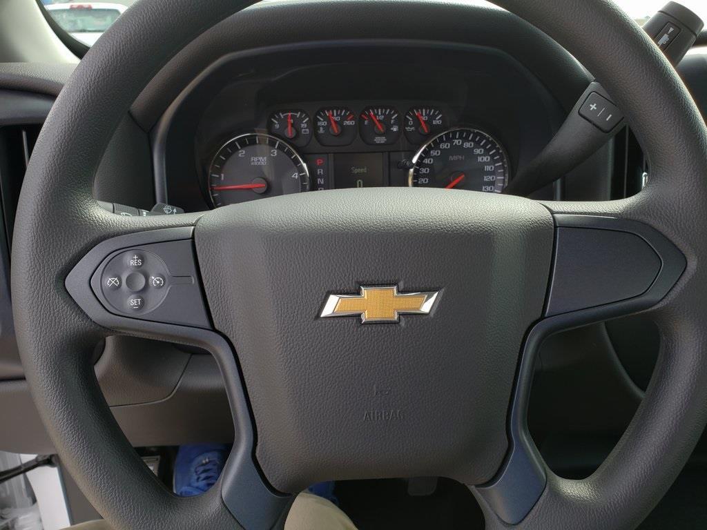 2019 Chevrolet Silverado 4500 Crew Cab DRW 4x4, Hillsboro Platform Body #ZT6172 - photo 13
