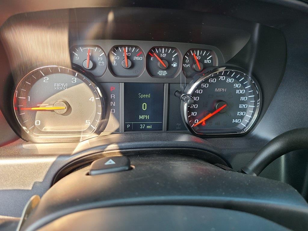 2019 Chevrolet Silverado 4500 Crew Cab DRW 4x4, Hillsboro Platform Body #ZT6172 - photo 16