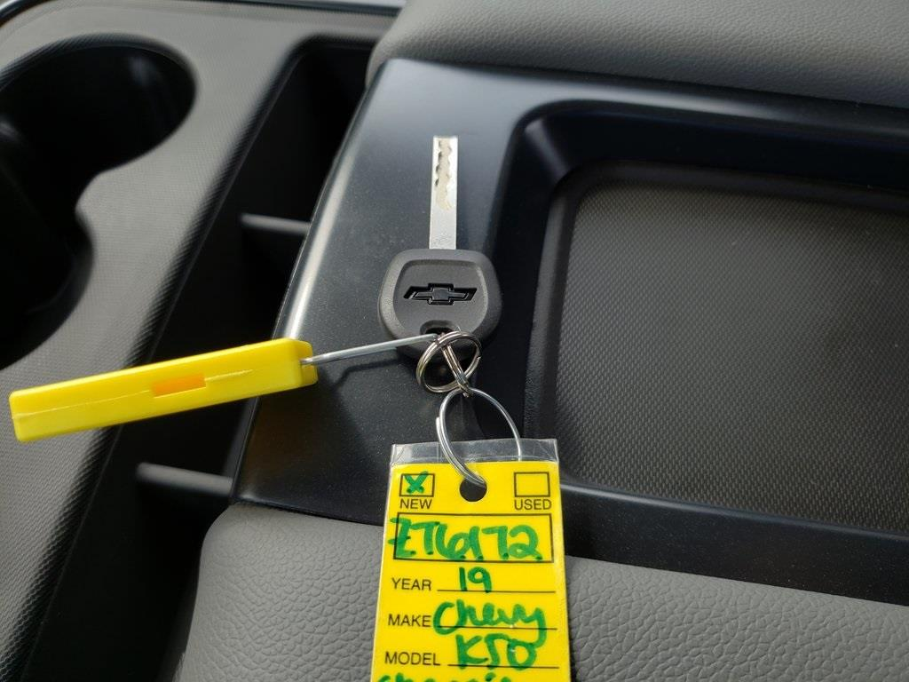 2019 Chevrolet Silverado 4500 Crew Cab DRW 4x4, Cab Chassis #ZT6172 - photo 17