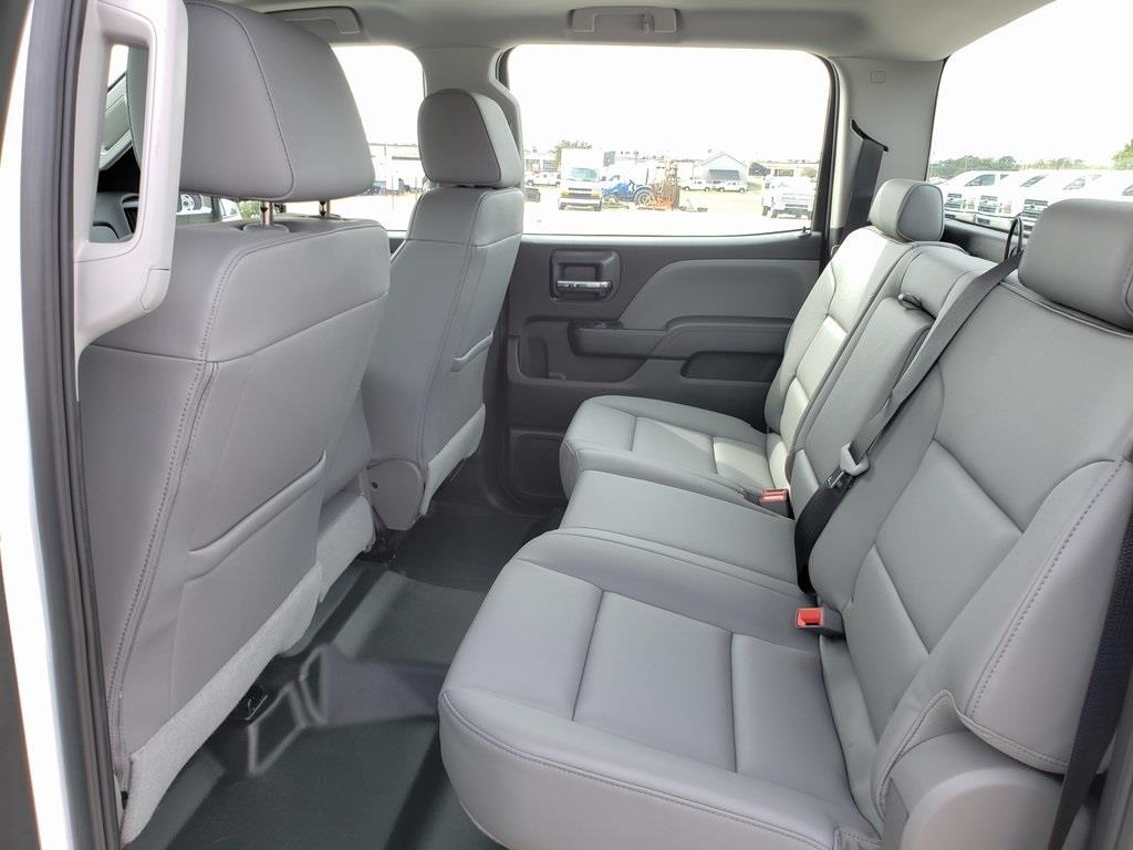 2019 Chevrolet Silverado 4500 Crew Cab DRW 4x4, Hillsboro Platform Body #ZT6172 - photo 8