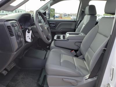 2019 Chevrolet Silverado 4500 Crew Cab DRW 4x4, Hillsboro Platform Body #ZT6172 - photo 10
