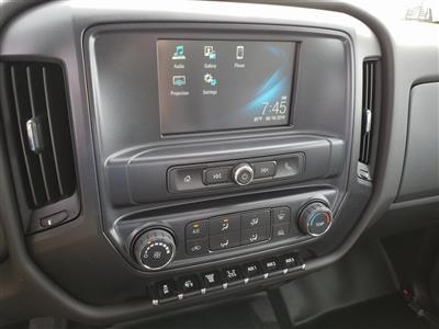 2019 Chevrolet Silverado 4500 Crew Cab DRW 4x4, Hillsboro Platform Body #ZT6172 - photo 14