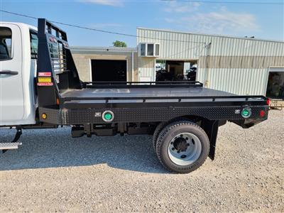 2019 Chevrolet Silverado 4500 Crew Cab DRW 4x4, Hillsboro Platform Body #ZT6172 - photo 4