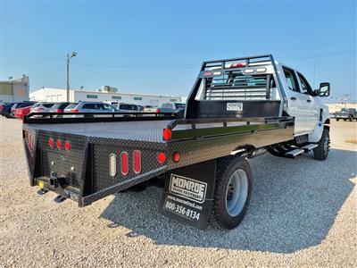 2019 Chevrolet Silverado 4500 Crew Cab DRW 4x4, Hillsboro Platform Body #ZT6172 - photo 2