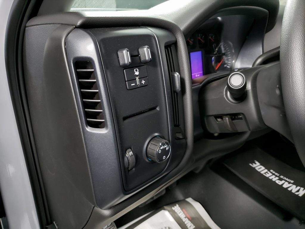 2019 Chevrolet Silverado 2500 Double Cab 4x2, Knapheide Steel Service Body #ZT6204 - photo 12