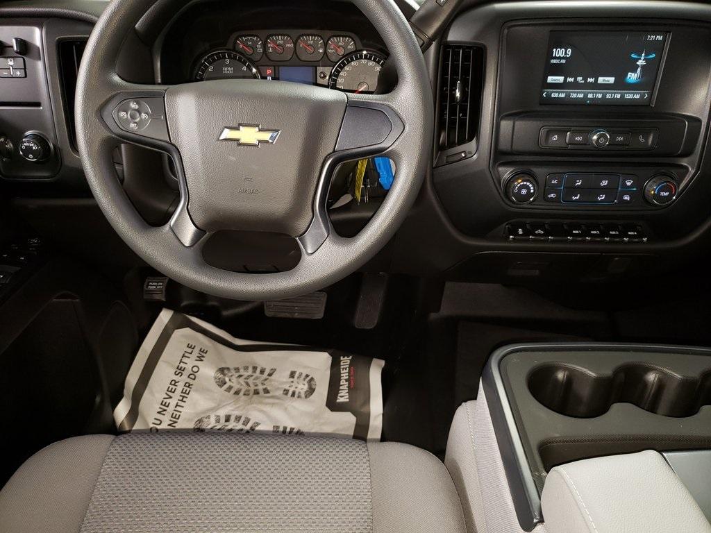 2019 Chevrolet Silverado 2500 Double Cab 4x2, Knapheide Steel Service Body #ZT6204 - photo 13