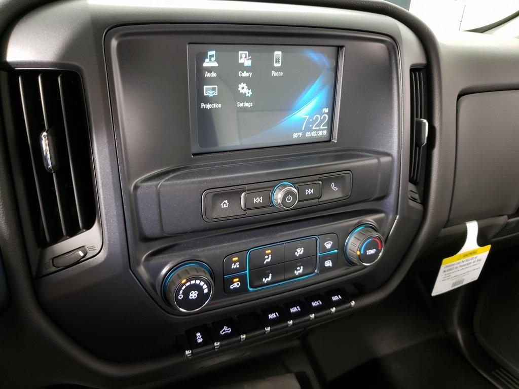 2019 Chevrolet Silverado 2500 Double Cab 4x2, Knapheide Steel Service Body #ZT6204 - photo 15