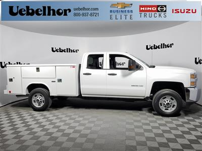 2019 Chevrolet Silverado 2500 Double Cab 4x2, Reading SL Service Body #ZT6366 - photo 1