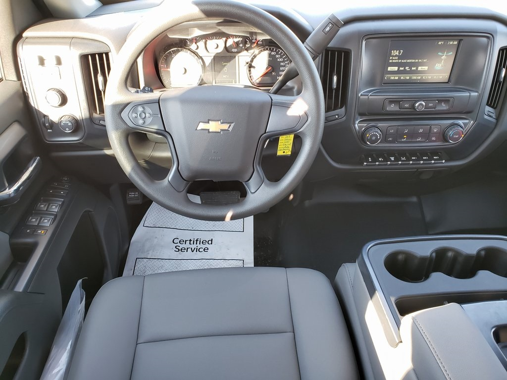 2019 Chevrolet Silverado 4500 Crew Cab DRW 4x4, Reading SL Service Body #ZT6548 - photo 13