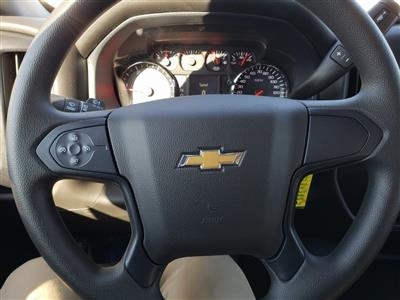 2019 Chevrolet Silverado 4500 Crew Cab DRW 4x4, Reading SL Service Body #ZT6548 - photo 14