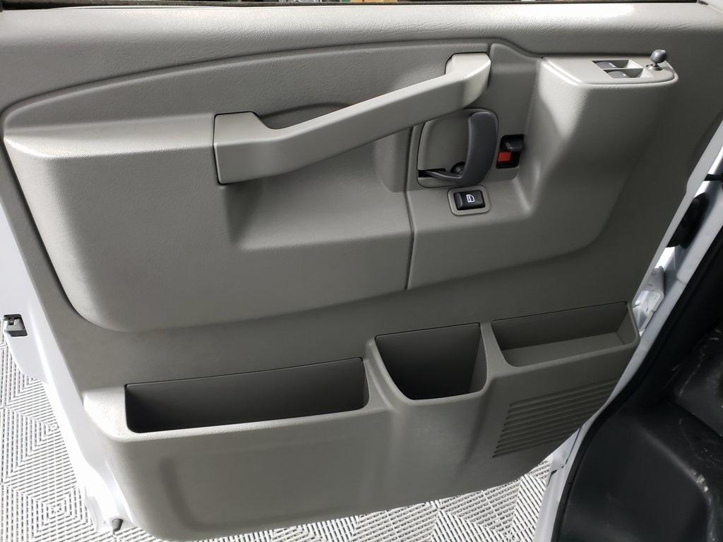 2019 Chevrolet Express 2500 4x2, Adrian Steel Upfitted Cargo Van #ZT6717 - photo 10