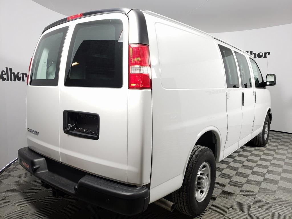 2019 Chevrolet Express 2500 4x2, Adrian Steel Upfitted Cargo Van #ZT6717 - photo 6
