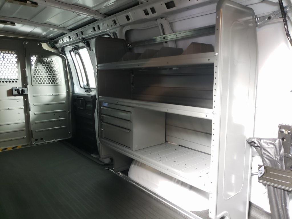 2019 Chevrolet Express 2500 4x2, Adrian Steel Upfitted Cargo Van #ZT6717 - photo 9