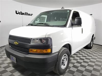 2019 Chevrolet Express 2500 4x2, Adrian Steel Upfitted Cargo Van #ZT6717 - photo 3