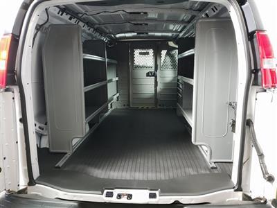 2019 Chevrolet Express 2500 4x2, Adrian Steel Upfitted Cargo Van #ZT6717 - photo 2