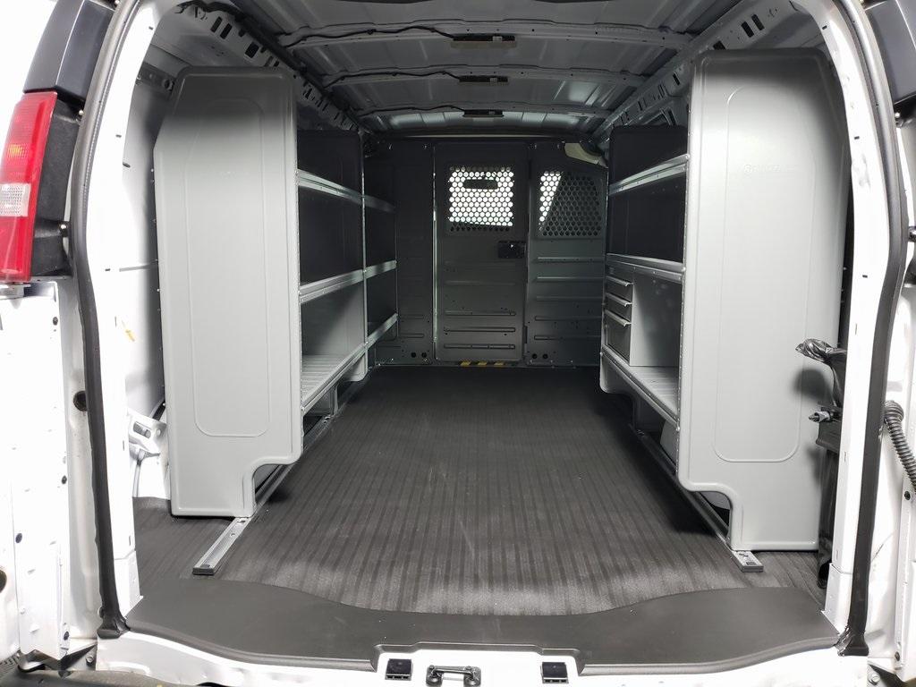 2019 Chevrolet Express 2500 4x2, Adrian Steel Upfitted Cargo Van #ZT6718 - photo 1