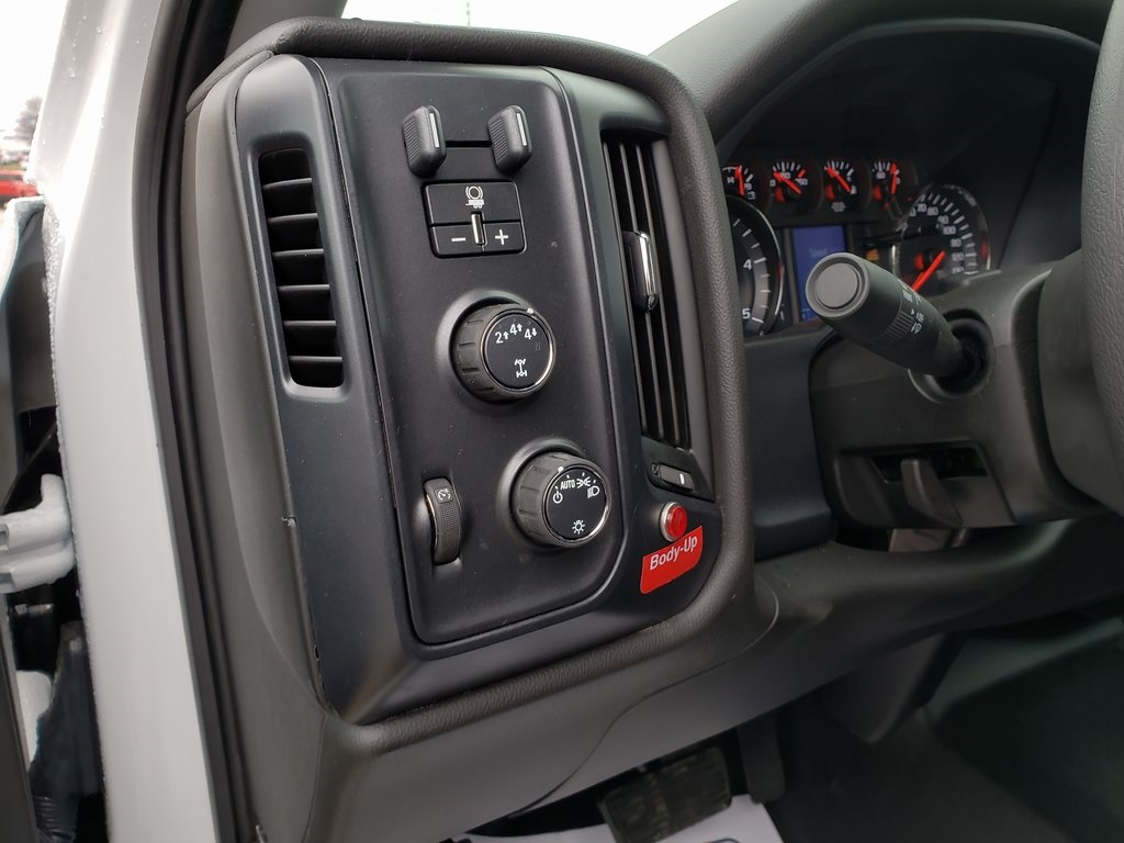 2019 Chevrolet Silverado 4500 Crew Cab DRW 4x4, Monroe MTE-Zee Dump Body #ZT6724 - photo 11