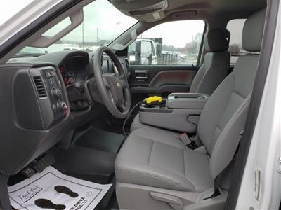 2019 Chevrolet Silverado 4500 Crew Cab DRW 4x4, Monroe MTE-Zee Dump Body #ZT6724 - photo 10