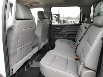 2019 Chevrolet Silverado 4500 Crew Cab DRW 4x4, Monroe MTE-Zee Dump Body #ZT6724 - photo 8