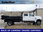 2019 Chevrolet Silverado 4500 Crew Cab DRW 4x4, Monroe MTE-Zee Dump Body #ZT6724 - photo 1