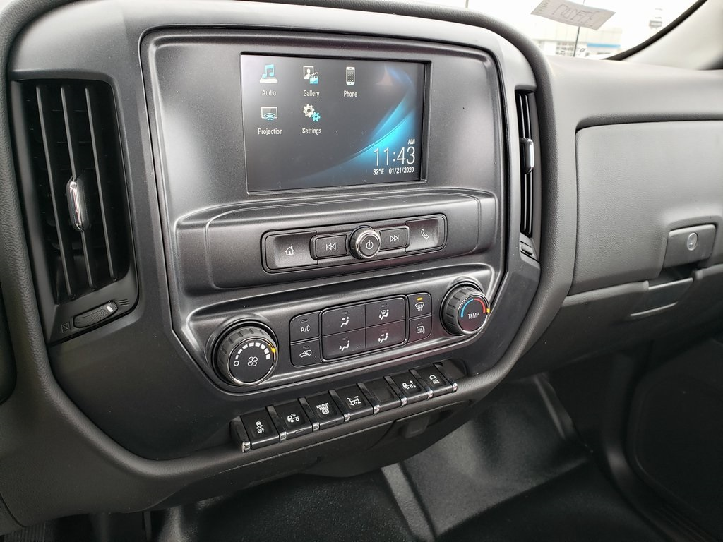 2020 Chevrolet Silverado 5500 Regular Cab DRW 4x2, Cab Chassis #ZT7207 - photo 9