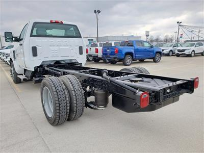 2020 Chevrolet Silverado 5500 Regular Cab DRW 4x2, Cab Chassis #ZT7207 - photo 2
