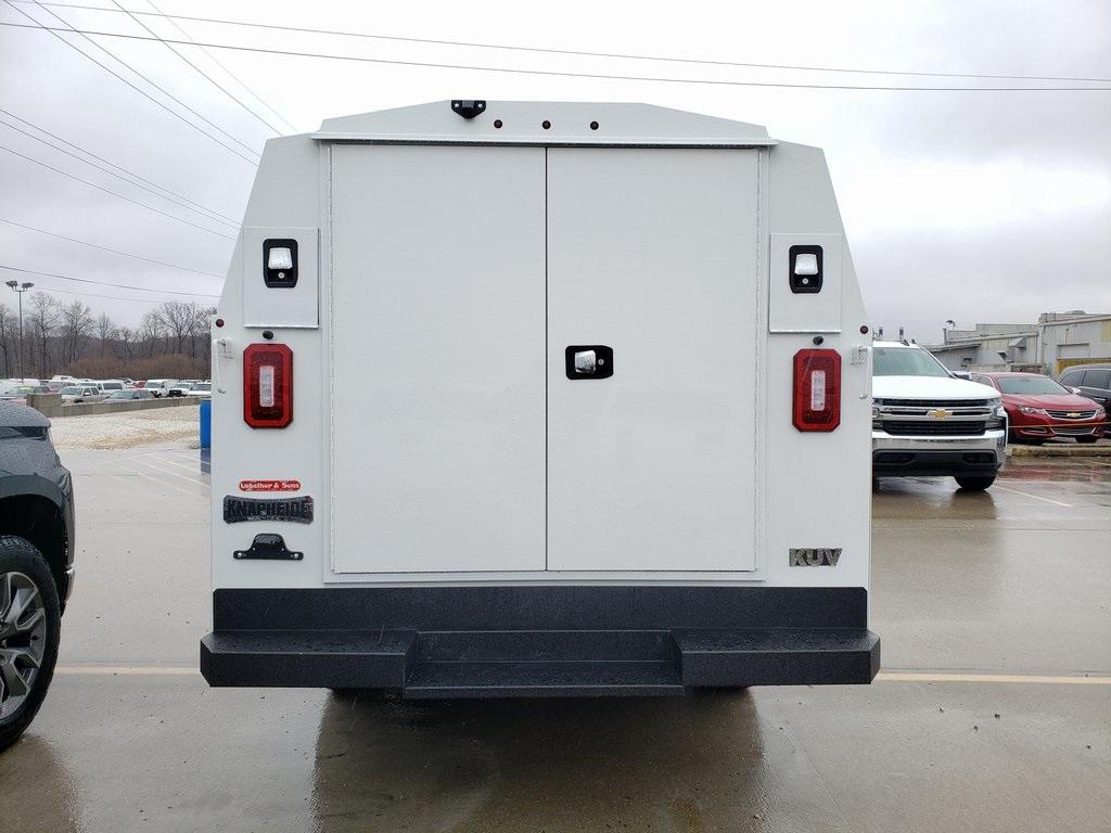 2020 Chevrolet Express 3500 4x2, Knapheide Service Utility Van #ZT7283 - photo 1