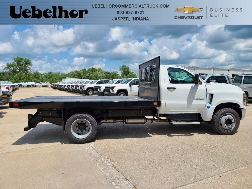 2020 Chevrolet Silverado 5500 Regular Cab DRW 4x2, Cab Chassis #ZT7350 - photo 1