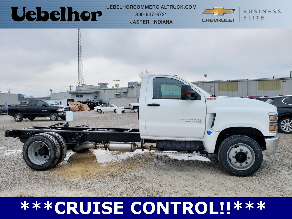 2020 Chevrolet Silverado 5500 Regular Cab DRW 4x2, Cab Chassis #ZT7351 - photo 1